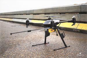 Aerialtronics and RAE Benelux team up to develop revolutionary hazmat detection systems